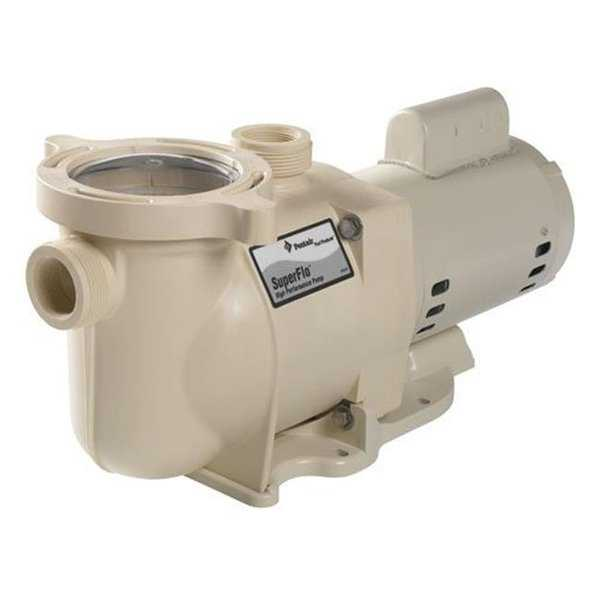 Pentair 340040 2Hp Superflo Pump