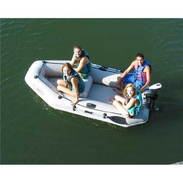 SwimLine 20300 10 ft. Quest Inflatable Boat with Pump
