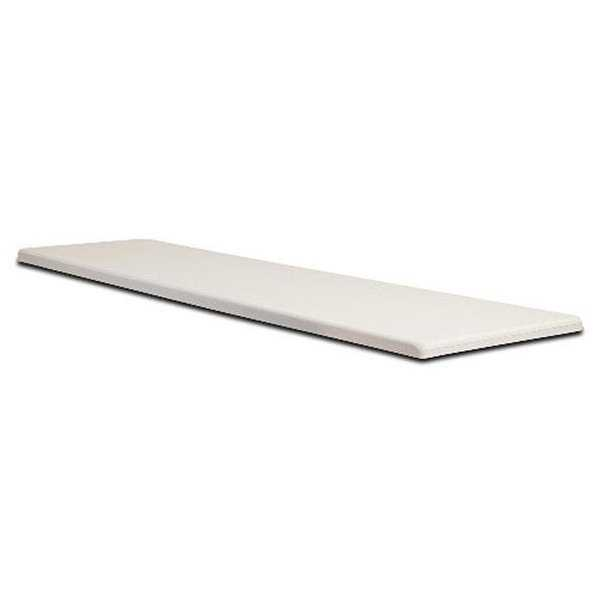 6 ft. Frontier III Replacement Diving Board - Radiant White
